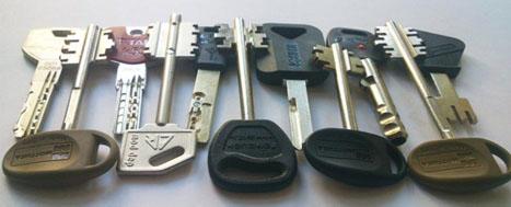 Изготовление ключей для дверей в Бишкеке